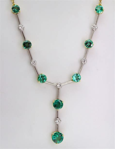 benitoite necklace 100 benitoite necklace a z crystal u0026 mineral