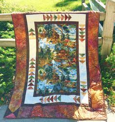 Nature Quilts by 1000 Images About Eagle Wolves Deer And Nature Quilts On