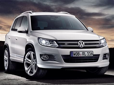 2012 Volkswagen Tiguan R Line Photo 1 11672