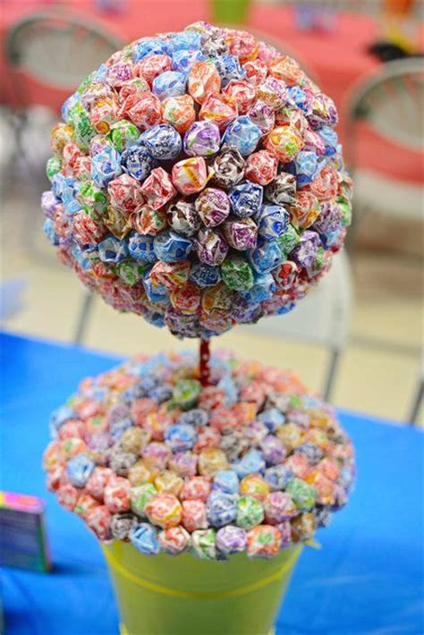 colour themes lollipop candy willy wonka birthday party ideas birthdays