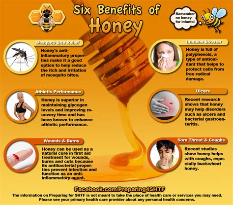 6 ways honey benefits health boosts energy and powers up