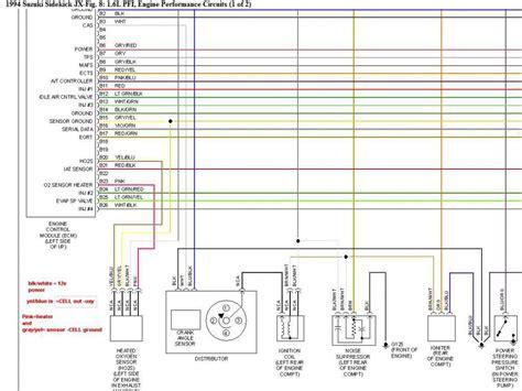 gm o2 sensor wiring colors wiring diagram manual