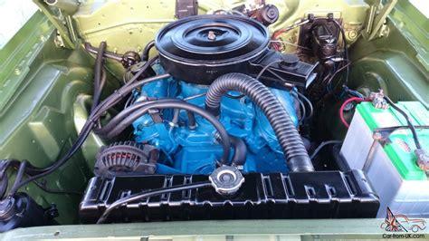1972 dodge 318 engine 1972 dodge charger hardtop coupe 318 v8 hurst 4 speed manual