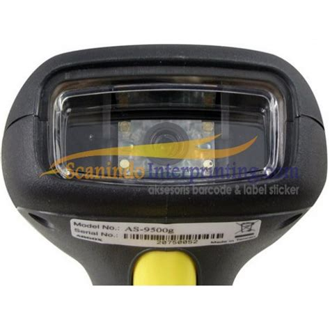 Lu Hid Ds argox as 9500 2d usb lu barcode scanner scanindo