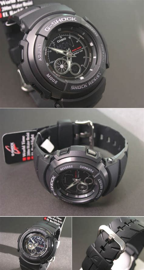 Casio G Shock G 301b 1adr casio g shock digital analog world time g 301b 1adr