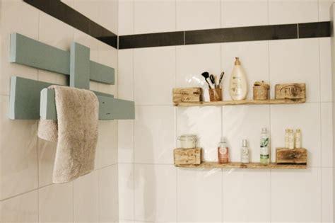 handtuchhalter selber bauen ᐅ handtuchhalter aus paletten diy upcycling ᐅ