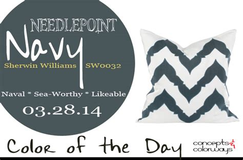 needlepoint navy color of the day needlepoint navy concepts and colorways
