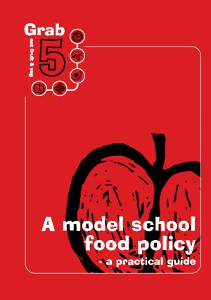 grab the go a practical guide to your family s gap year books grab 5 model school food policy a practical guide