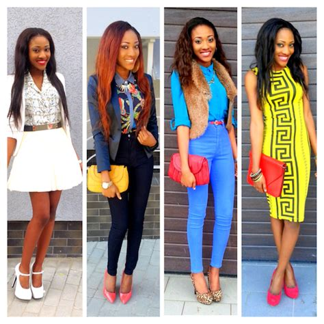 nigerian celebrity style fashion bombshell of the day gold from nigeria fashion