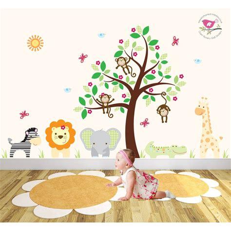 wall stickers for nursery uk baby nursery wall stickers uk peenmedia