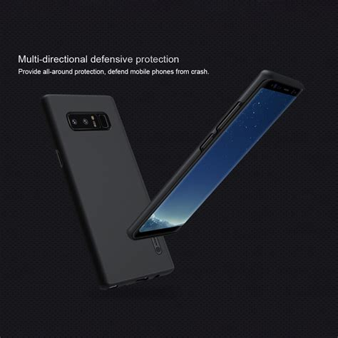 Samsung Galaxy Note 7 Matte Protective Nillkin Antigores nillkin frosted shield matte cover for samsung galaxy note 8 free screen protector