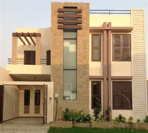 Small House Designs In Karachi 120 Square Yard Bangalow Dha Karachi Karachi