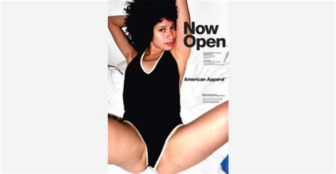 The American Made Controversy The Most Controversial American Apparel Ads Nsfw Highsnobiety
