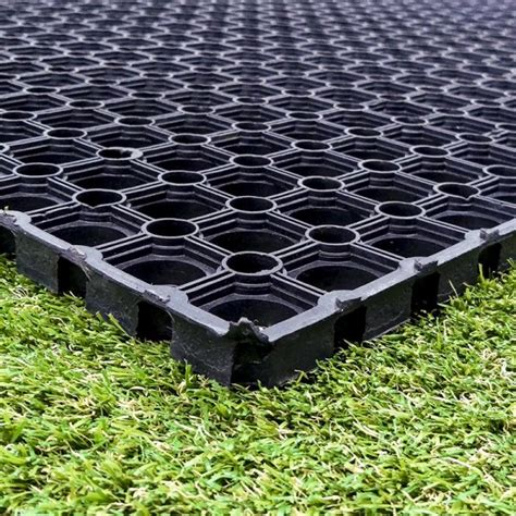 Lawn Protection Mats by 16mm Rubber Grass Mats 1