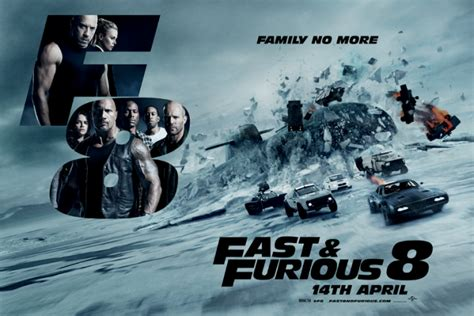 fast and furious 8 budget fast and furious 8 worldwide box office collection the