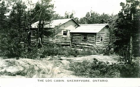 Define Log Cabin by Welcome To Skerryvore