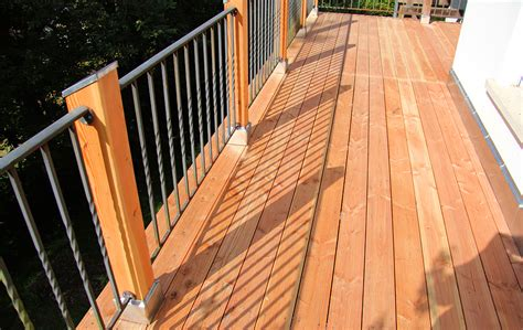 gel nder f r terrasse balkon dielen douglasie balkon dielen douglasie