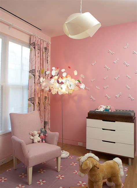 nursery lighting tips