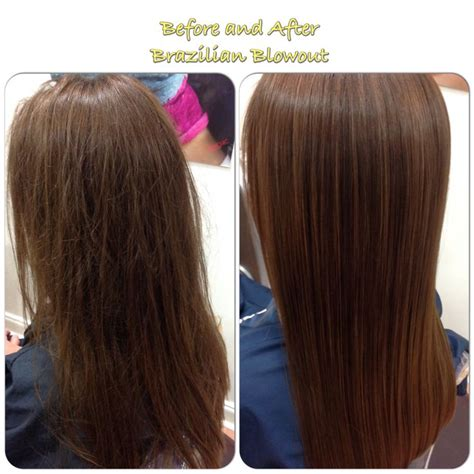 brazilian blowout on shoulder short hair brazilian blowout before and after by melody great lengths