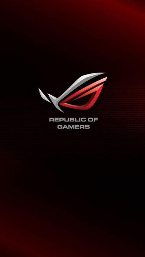 gamers wallpapers for mobile asus rog republic of gamers wallpaper 8482