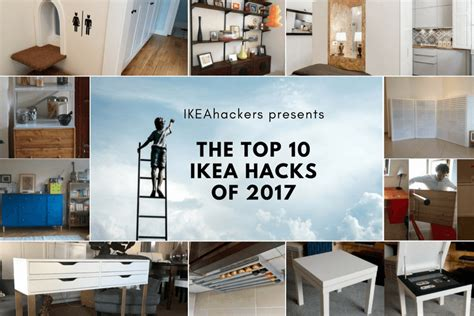 Drumroll! Presenting the top 10 IKEA hacks of 2017 IKEA Hackers