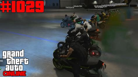 Motorrad Online English by Gta 5 Online 1029 Wer Kommt Weiter Mit Motorr 228 Der