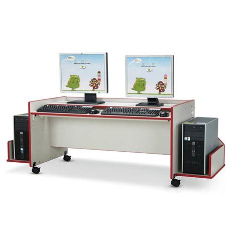 student computer desks for classroom kids computer open front