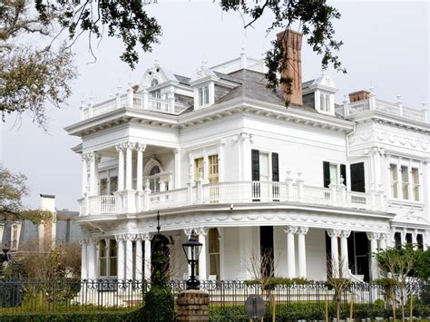 genteel house plan with central rotunda 67003gl 1st where to escape super bowl crowds in new orleans travel