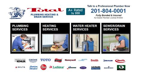 Total Plumbing Nj by Plumbing Repair Nj