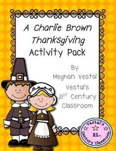 charlie brown thanksgiving activities a charlie brown thanksgiving charlie brown movie
