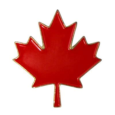 Maple Pin pin maple leaf