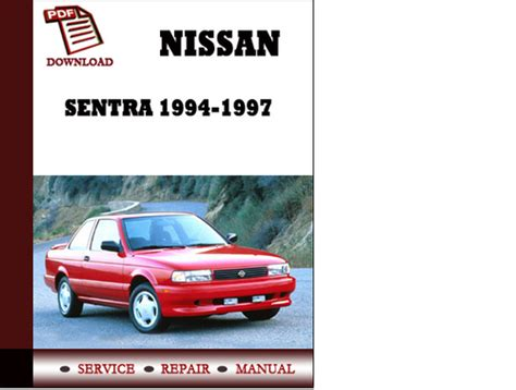 auto repair manual free download 1995 nissan sentra transmission control 1996 nissan sentra free manual download service manual pdf 1996 nissan sentra service manual