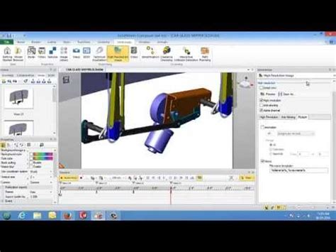 solidworks 2013 tutorial simple animation youtube solidworks composer simple animation youtube