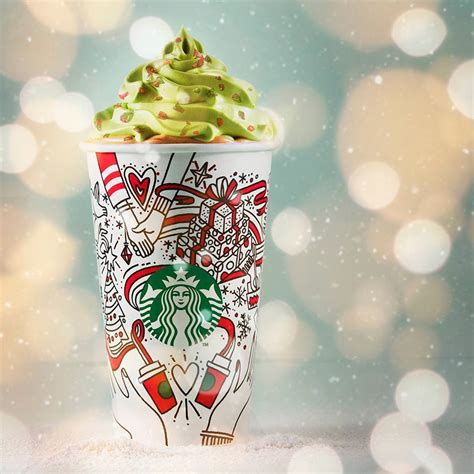 available now starbucks holiday drinks 2017 philippine