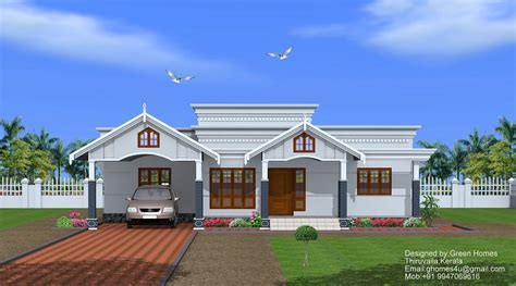 green building house plans house plan single story homes sq feet floor home designed