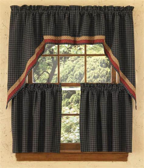 folk art curtains folk art border window curtain swag