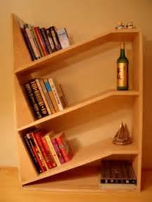 slanted bookshelves shelve it 15 more creative unique bookcases