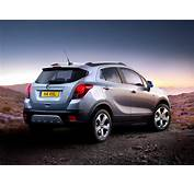 Opel / Vauxhall Mokka Crossover Revealed  Autoevolution
