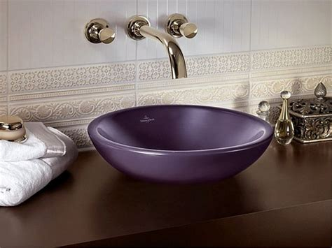 bathroom sink design 10 beautiful bowl bathroom sink designs maison valentina