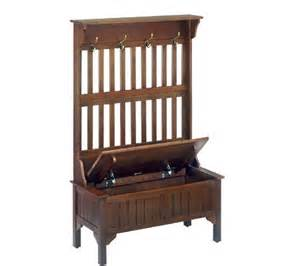 storage bench with coat rack home styles cherry storage bench with coat rack qvc