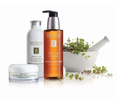Www Detox Renew Trio by The Time Is Now Eminence Microgreens Collection