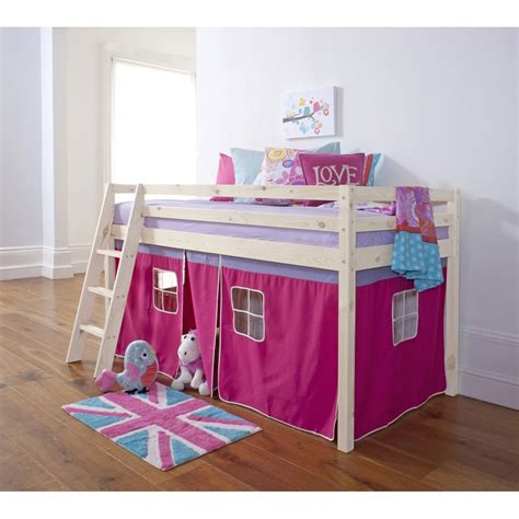 Cabin Bed With Ladder by Cabin Bed Midsleeper