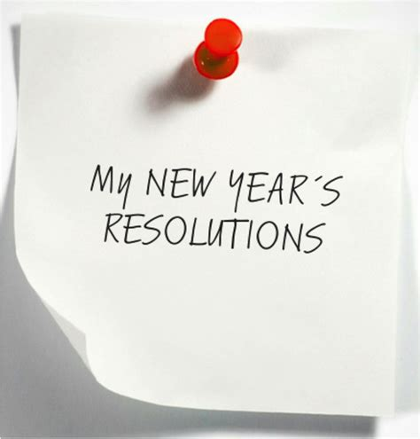 new year s resolutions ticleando
