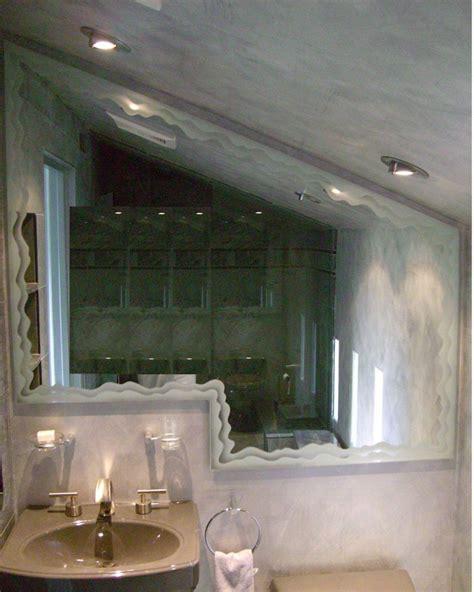 custom mirrors for bathrooms 8 creative small bathroom ideas