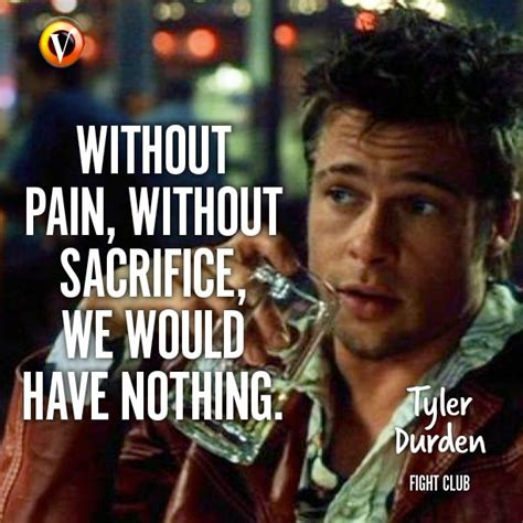 Fight Sad With This Dorky Look by Durden Brad Pitt In Fight Club Quot Without