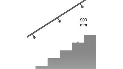 Handlauf Halterung Abstand by Edelstahl Wand Handlauf Befestigung Mit Verdeckter