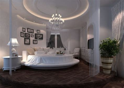 round bed bedroom 19 extravagant round bed designs for your glamorous bedroom