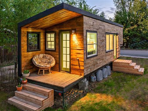 Small In Home 20 Tiny Homes That Make The Most Of A Space