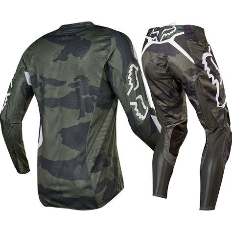 camo motocross gear fox racing 2017 mx new 360 creo camo grey green jersey