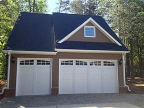 3 car detached garage cornelius nc henderson building